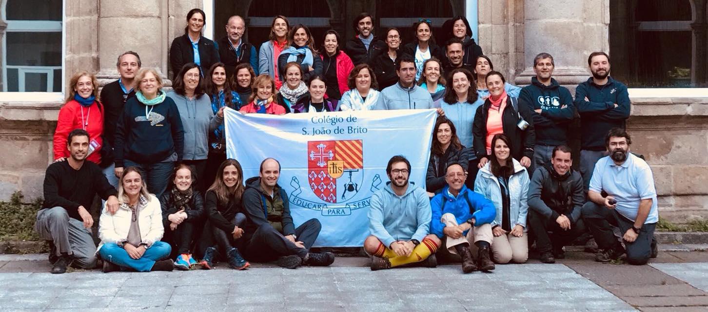Primeira Peregrinação a Santiago de Compostela da APACSJB