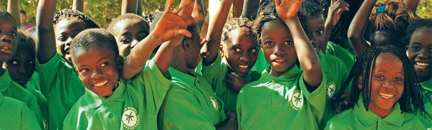 Todos ajudámos uma escola da Guiné!